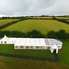 BBD Marquees Party Tent