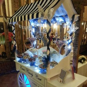 Essex Candy Cart Popcorn Cart