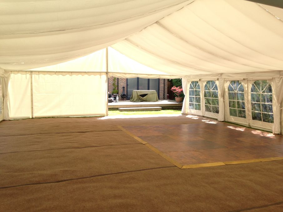 P&W Marquees Ltd - Party Tent - Croydon, Surrey