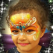 Butterflies And Beasties Face Painting Children Entertainment