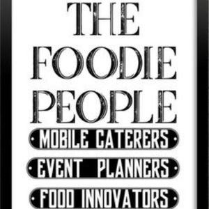 The Foodie People Ltd Popcorn Cart