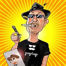 ROB: THE PARTY CARICATURIST Caricaturist