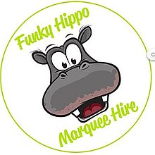 The Funky Hippo Company Marquee & Tent
