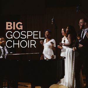 BIG Gospel Choir Wedding Singer