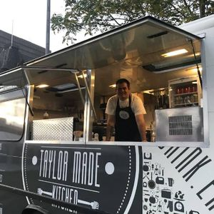The Taylor Made Kitchen Burger Van
