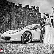 Wedding Supercars Chauffeur Driven Car