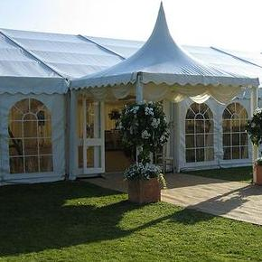 Sky Marquees Wedding DJ