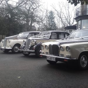Blissful Occasions Vintage & Classic Wedding Car