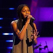 Sienna-leigh Gospel Singer