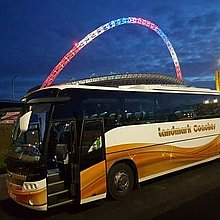Landmark Coaches Limited Party Bus