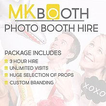 MK Booth Photo Booth