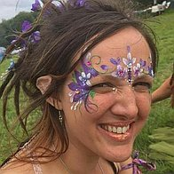 Celestae's Fantasy Face Painting Wellington Somerset Face Painter