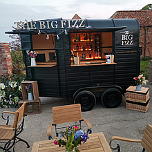The Big Fizz Mobile Bar