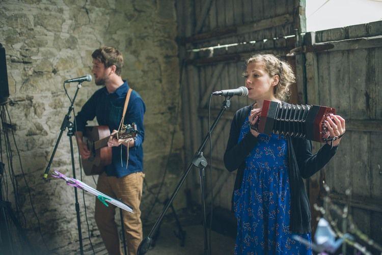 Harbottle and Jonas - Live music band Ensemble  - Totnes - Devon photo