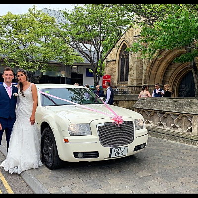 North east limo hire Vintage & Classic Wedding Car