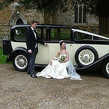 Celestial Cars Vintage & Classic Wedding Car