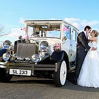 Silverline Limousines & Wedding Cars Vintage & Classic Wedding Car