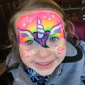 Fantasia Face Art Face Painter