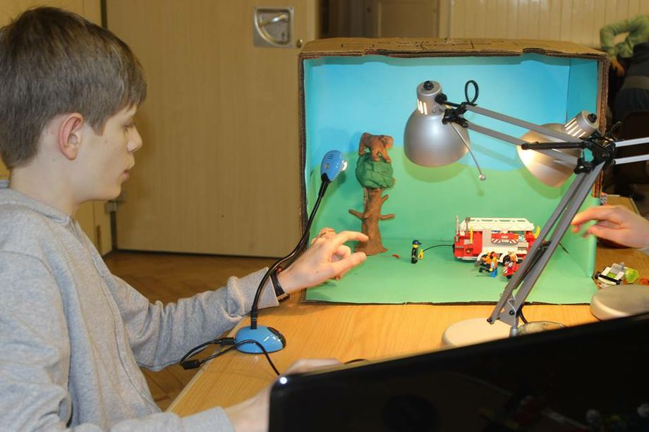 Press Play Films - Children Entertainment Games and Activities  - Lewes - East Sussex photo