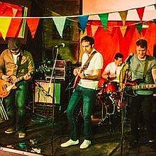 The Jacarandas Function Music Band