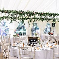 Baillies Marquees Party Tent