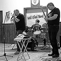 Well Oiled Band  (Rock/Rhythm and Blues Band) Blues Band