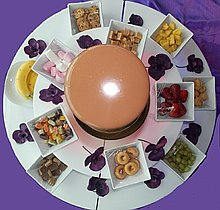 Chocolate Fountain Heaven Ltd Candy Floss Machine