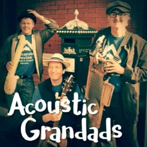 The Acoustic Grandads Live music band