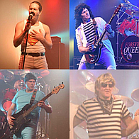 Forever Queen Tribute Band
