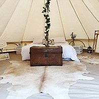 Glamped Up Marquee & Tent