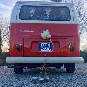 Dub4hire@ Vintage & Classic Wedding Car