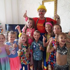 Bluenose Entertainments Children's Magician