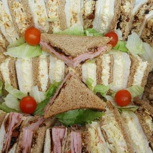 Devon and Cornwall Caterers Afternoon Tea Catering