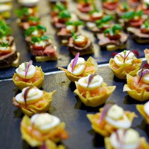 Barbeskews Catering Afternoon Tea Catering