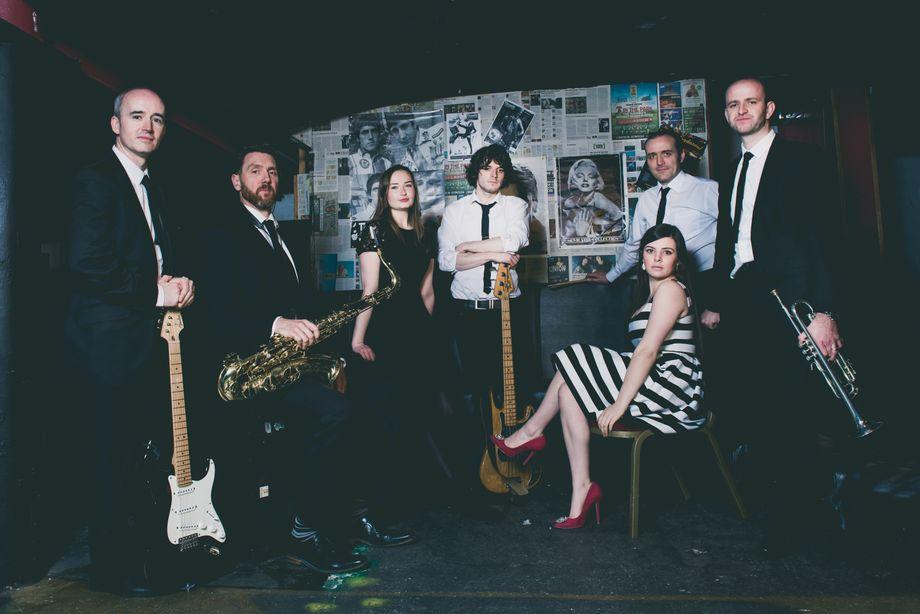 J Mack Band - Live music band  - Glasgow - Lanarkshire photo