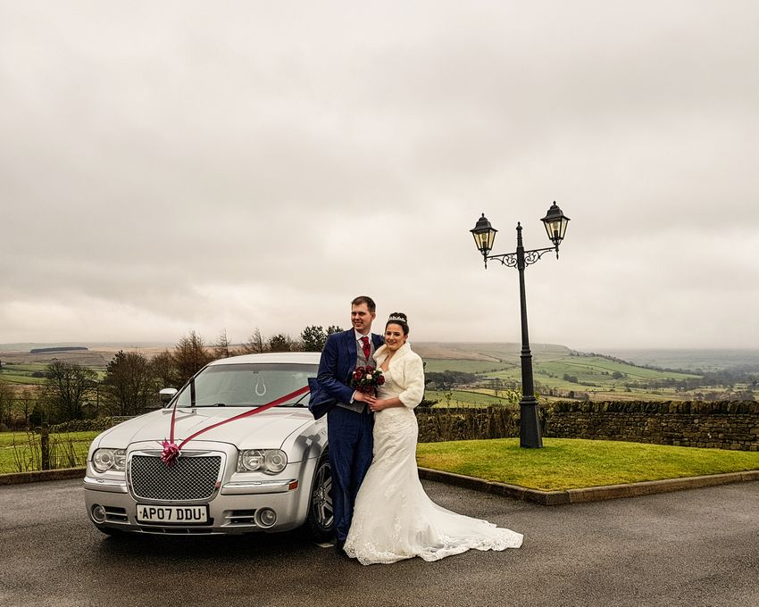 GSP Wedding & Special Occasion Cars - Transport  - Burnley - Lancashire photo