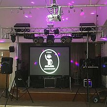 Elite Mobile Disco Wedding DJ