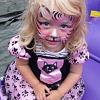 Chesterfield Face Painter Children Entertainment