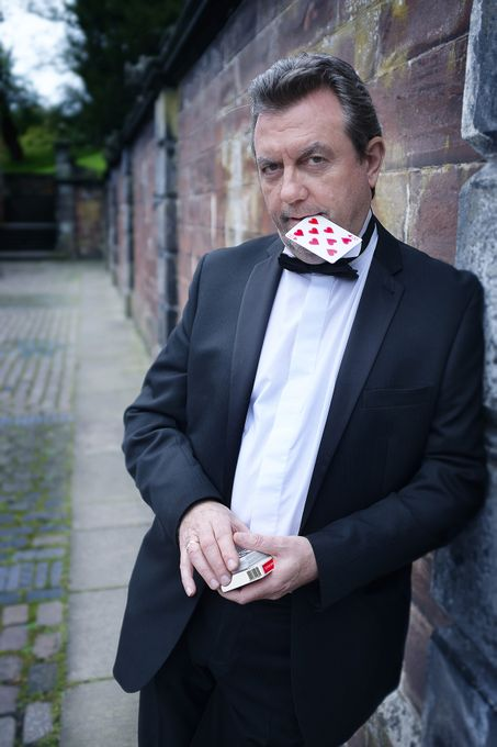 Chris Stokes Magic - Magician  - Newcastle Under Lyme - Staffordshire photo