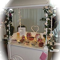 Devon Sweet Events Sweets and Candies Cart