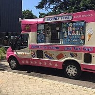 Jaydas Ices Ice Cream Cart