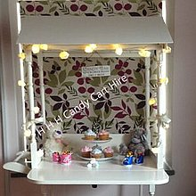 HHH Candy Cart Hire Sweets and Candies Cart