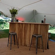 Pop Up Bar Company Catering