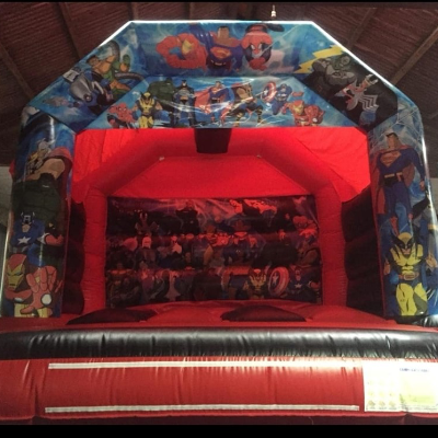 BouncyBeatz Bouncy Castle Children Entertainment