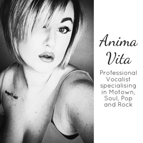 Anima Vita - DJ , Chesterfield, Singer , Chesterfield,  Wedding Singer, Chesterfield Live Solo Singer, Chesterfield Soul Singer, Chesterfield R&B Singer, Chesterfield