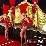 The Dance Mob Latin & Flamenco Dancer