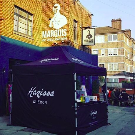Hire Harissa & Lemon for your event in London