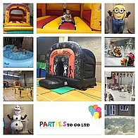 Parties To Go Ltd Hot Tub