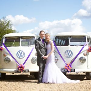 Vanilla Moon Weddings Vintage & Classic Wedding Car