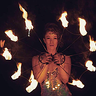 April Fire-Moon Circus Entertainment
